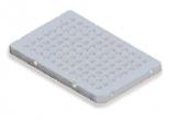 Semi-Skirted PCR Platte